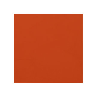 Burnt Orange Template Wood Canvases