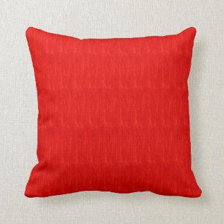 Burnt Orange Throw Pillow 16x16