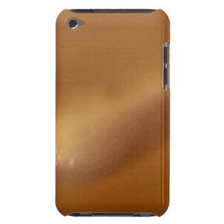 Burnt Orange Wave Dream iPod Touch Covers