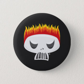 Burnt Out - Button