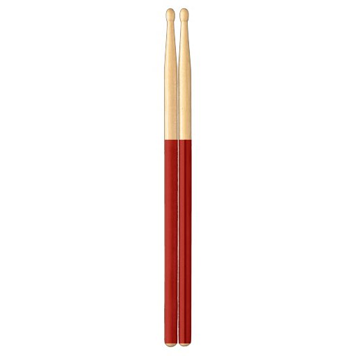 Burnt Red Drum Sticks