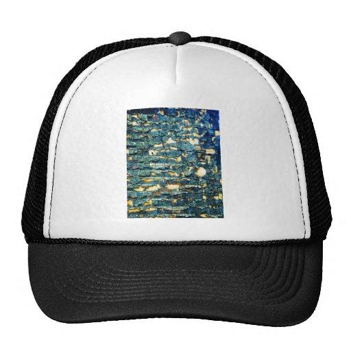Burnt shingles hats