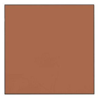 Burnt Sienna Solid Color