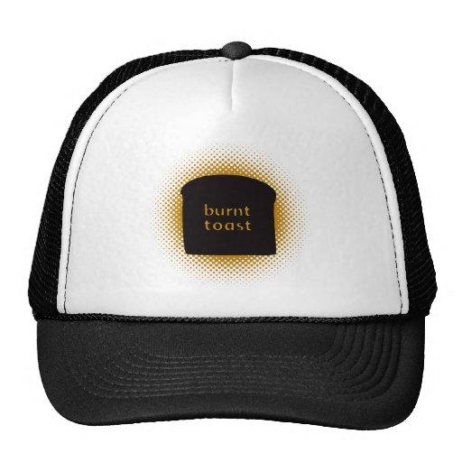 Burnt Toast Cap Mesh Hats