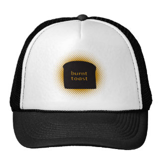 Burnt Toast Cap Trucker Hat