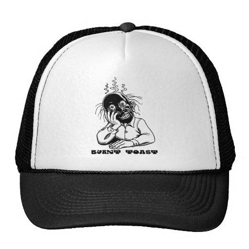 Burnt Toast Trucker Hats