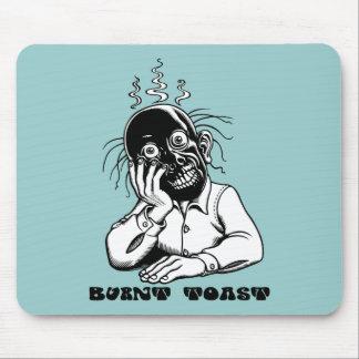 Burnt Toast Mouse Pad