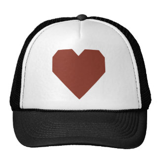 Burnt Umber GH.png Trucker Hat