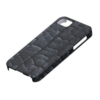 Burnt Wood Texture iPhone 5 Case
