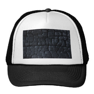 Burnt Wood Texture Trucker Hat