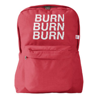 burnXburn bagpack Backpack