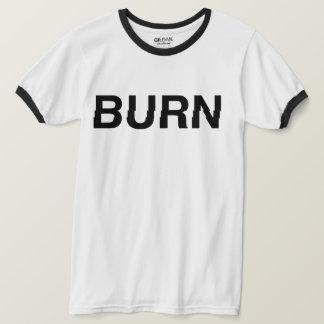burnXburn T-shirt