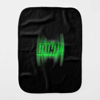 """BURP!"" Burp Cloth"