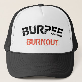 BURPEE BURNOUT TRUCKER HAT