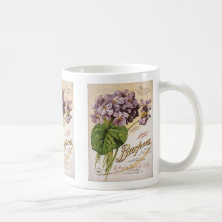 Burpee Catalog Hydrangea Mug