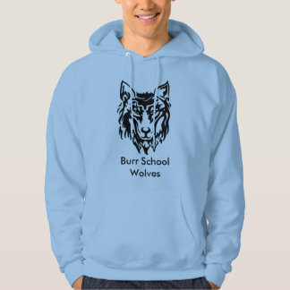 Burr School Wolves sweatshirt