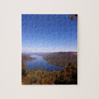 Burragorang Lookout Jigsaw Puzzle