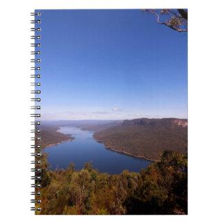 Burragorang Lookout Notebook