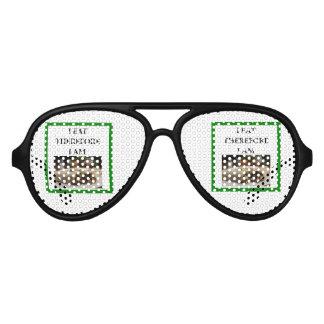 burrito aviator sunglasses