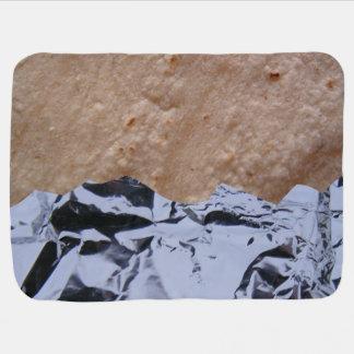 Burrito Stroller Blanket