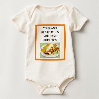 BURRITOS BABY BODYSUIT