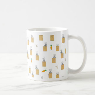 Burrowing Bounders Bags Of Bunnies Coffee Mug