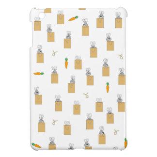 Burrowing Bounders Bags Of Bunnies iPad Mini Covers