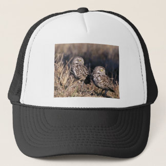Burrowing Owl Trucker Hat