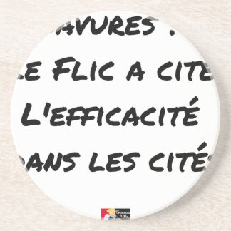 BURS? THE COP IN CITY EFFECTIVENESS IN COASTER