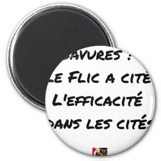 BURS? THE COP IN CITY EFFECTIVENESS IN MAGNET