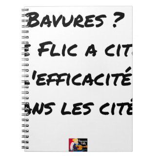 BURS? THE COP IN CITY EFFECTIVENESS IN NOTEBOOKS