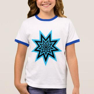 Burst12 Ringer T-Shirt