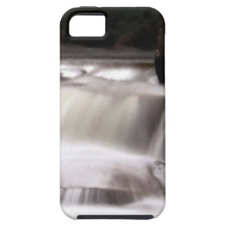 burst of water in creek case for the iPhone 5