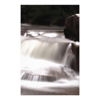 burst of water in creek stationery
