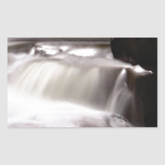 burst of water in creek sticker