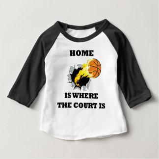 bursting bball4 baby T-Shirt