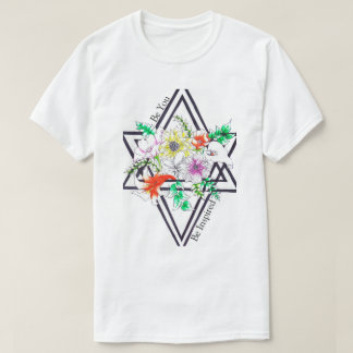 Bursting Floral T-Shirt