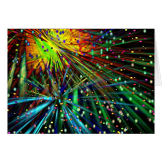 Bursting In Air Card