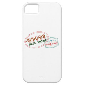 Burundi Been There Done That Case For The iPhone 5