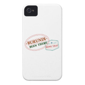 Burundi Been There Done That Case-Mate iPhone 4 Case