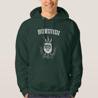 Burundi Coat of Arms Hoodie