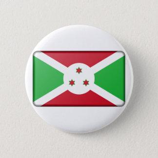 Burundi Flag 2 Inch Round Button