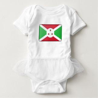 Burundi Flag Baby Bodysuit
