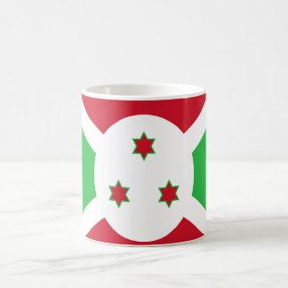 Burundi Flag Coffee Mug