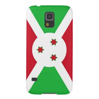 Burundi Flag Galaxy S5 Case