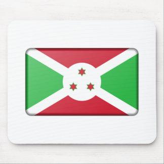 Burundi Flag Mouse Pad