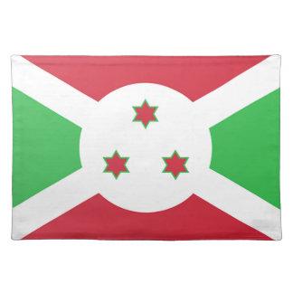 Burundi Flag Placemat