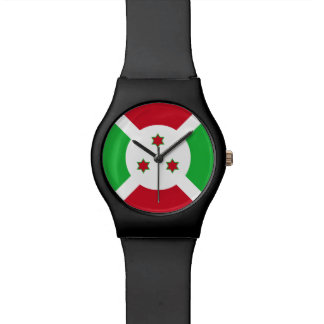 Burundi Flag Watch