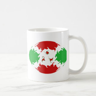 Burundi Gnarly Flag Mug