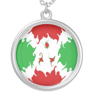 Burundi Gnarly Flag Pendant